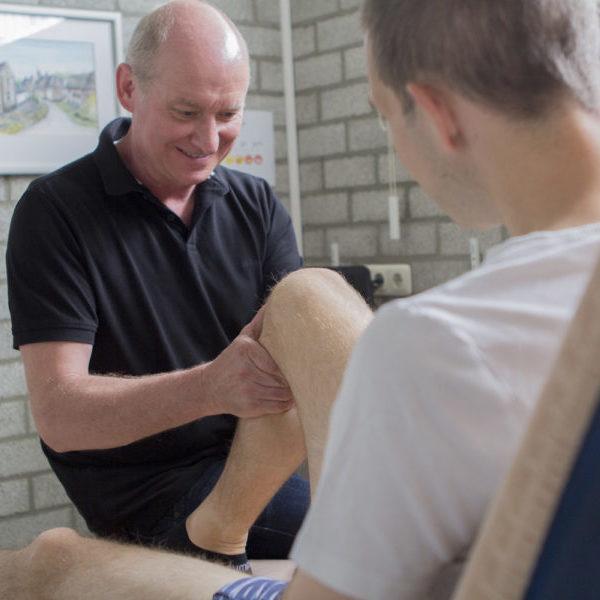 Specialisatie fysiotherapie