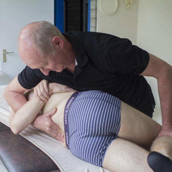 Specialisatie manuele therapie
