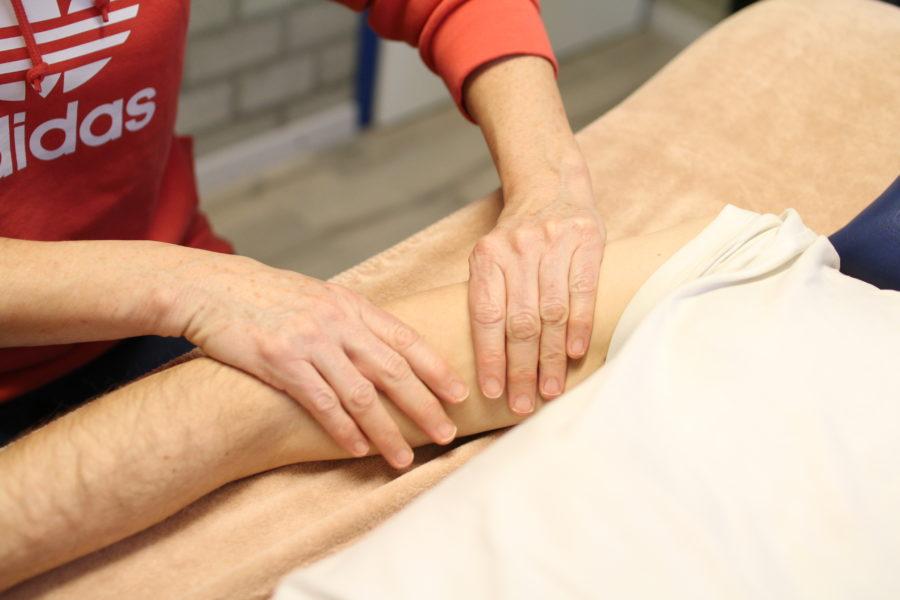 Specialisatie oedeemtherapie